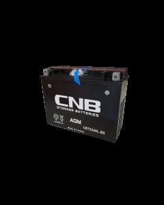 Batteri 12V 24AH