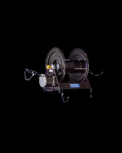 El slangeopruller 210 bar 12v motor Coxreel