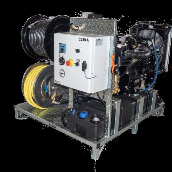 DH Clena HD 200-56 kloakspuler