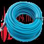 "Højtryksslange 3/8"" 640 bar Blå med koblinger"