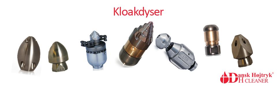 kloakdyser