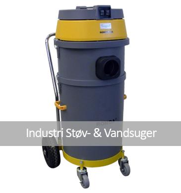 Ronda Industri vand- & støvsuger