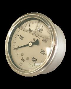 Manometer 600 Bar