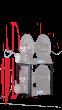 Stacking kit f/Coxreel el slangeopruller