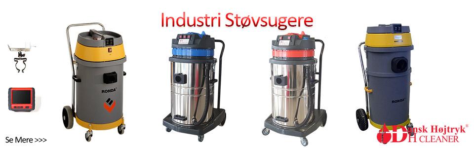 industri støvsuger