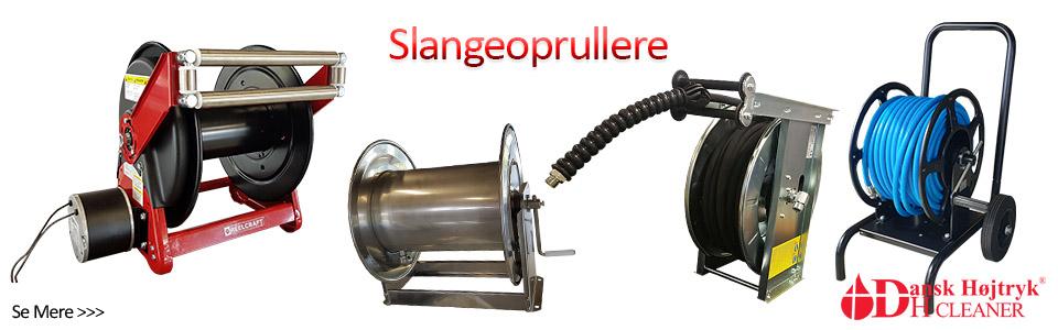 slangeopruller slangetromle